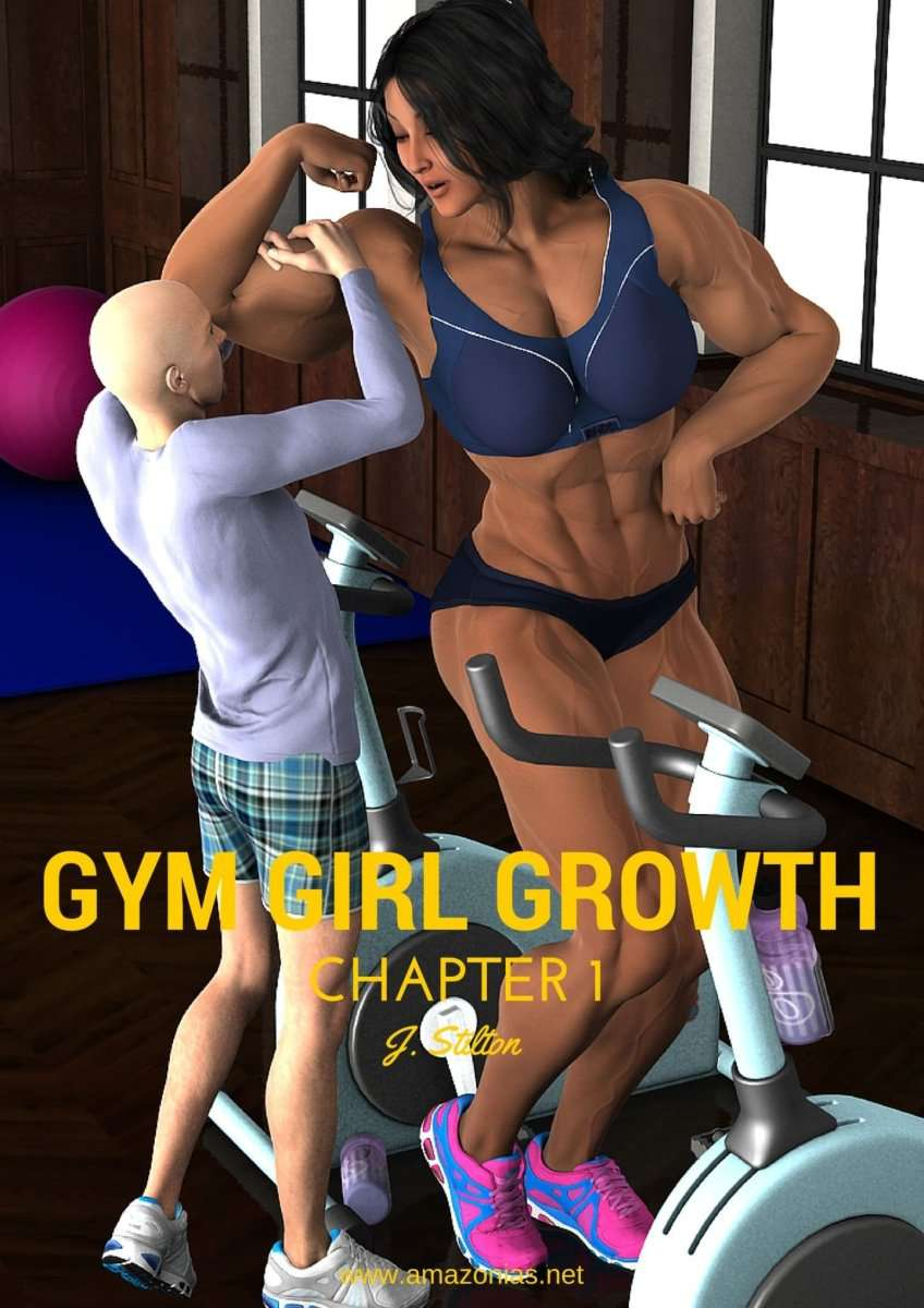 Gym Girl Growth - female bodybuilder