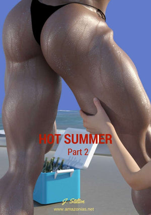 Hot Summer, chapter 2 - female bodybuilder