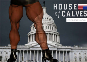 House of Calves - capitolo 1 - bodybuilder femminile