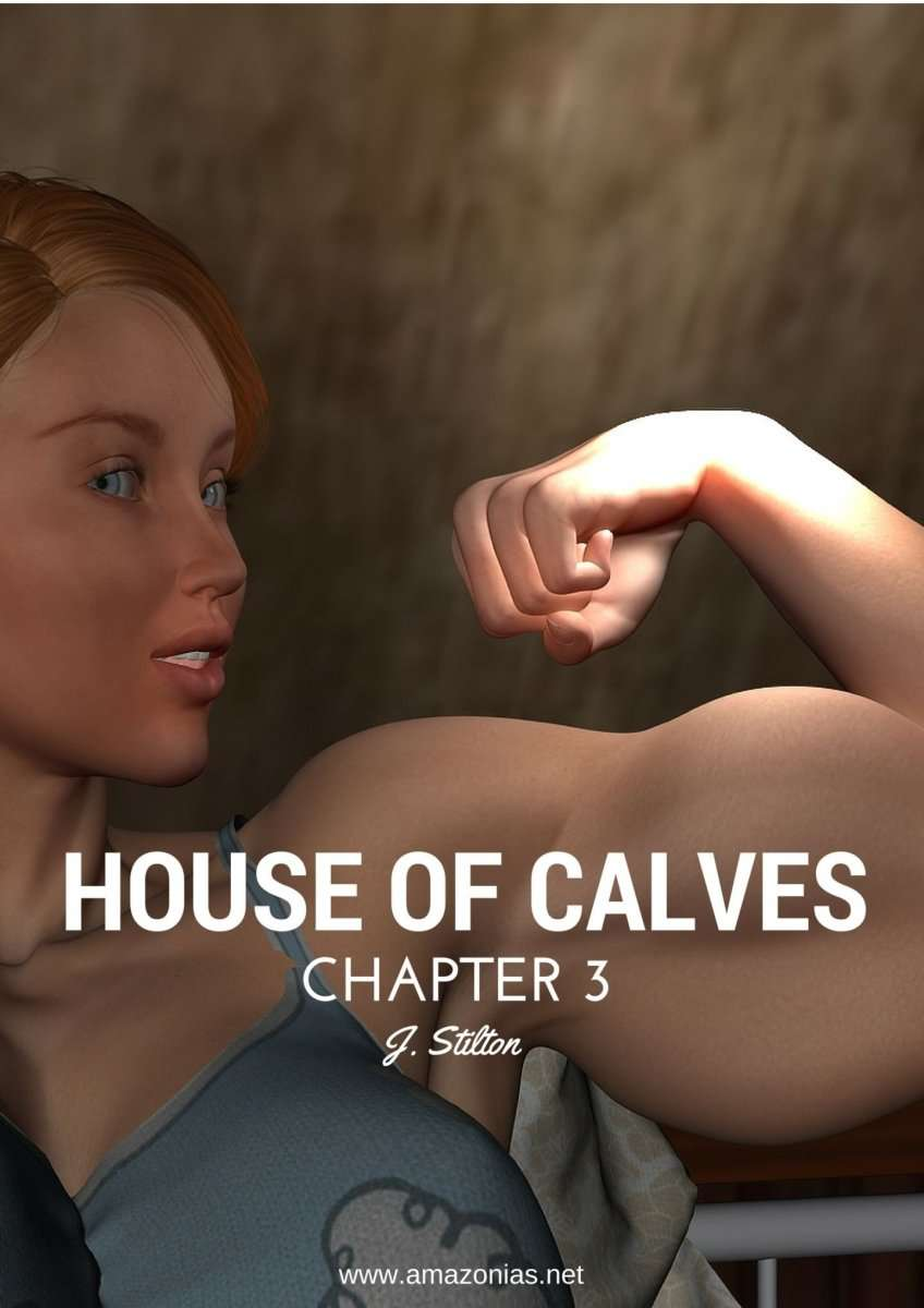 House of Calves - chapter 3 - female bodybuilder