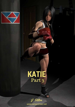 Katie collection: 1 to 5 - female bodybuilder
