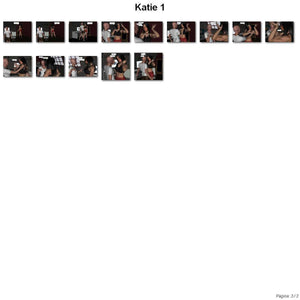 Katie - part 1 - FREE - female bodybuilder