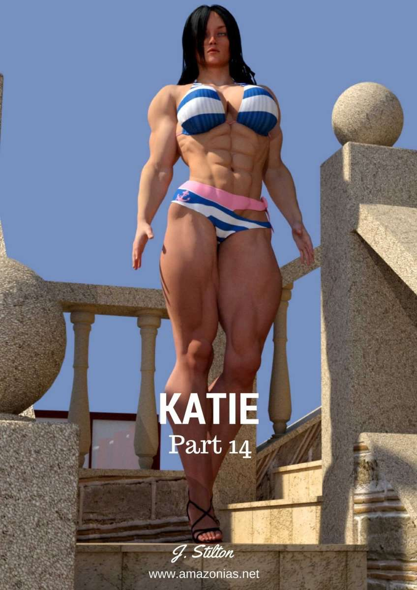 Katie - part 14 - female bodybuilder