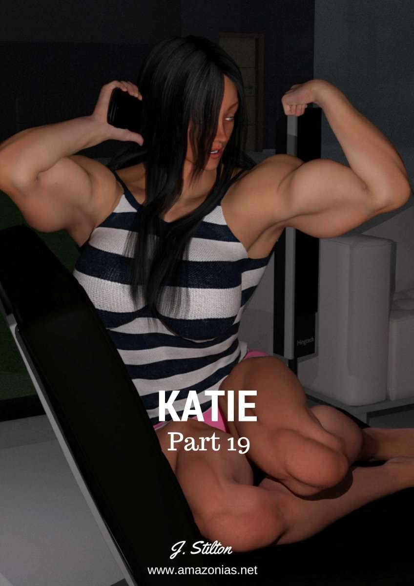 Katie - part 19 - female bodybuilder