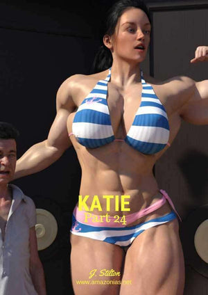 Katie - part 24 - female bodybuilder