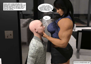 Katie - part 25 - female bodybuilder