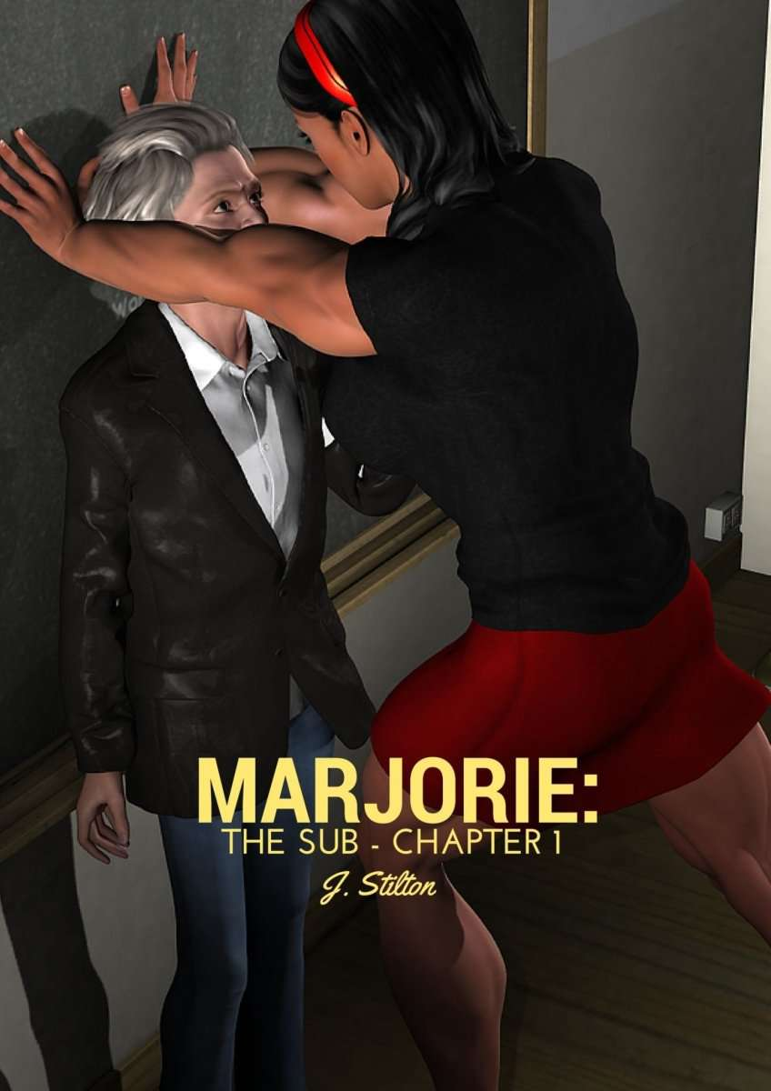 Marjorie: The Sub - chapter 1 - female bodybuilder