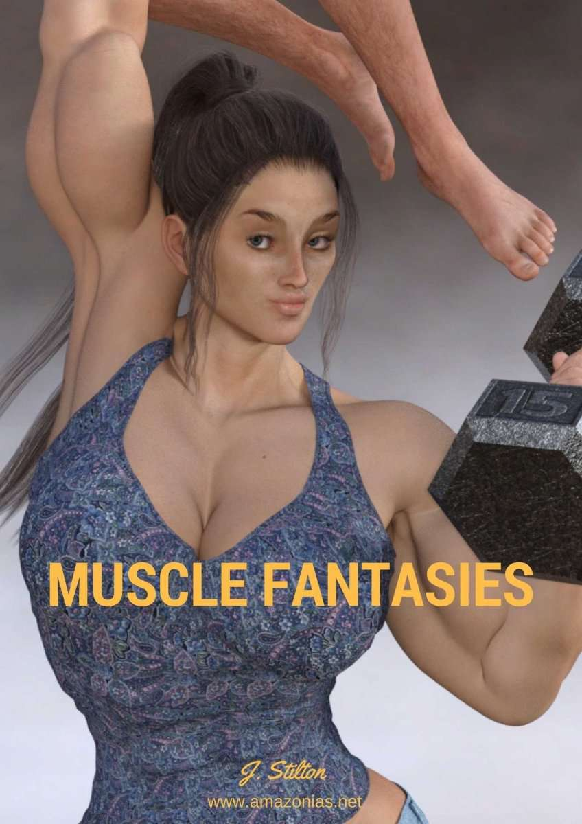 Muscle Fantasies - FREE - female bodybuilder