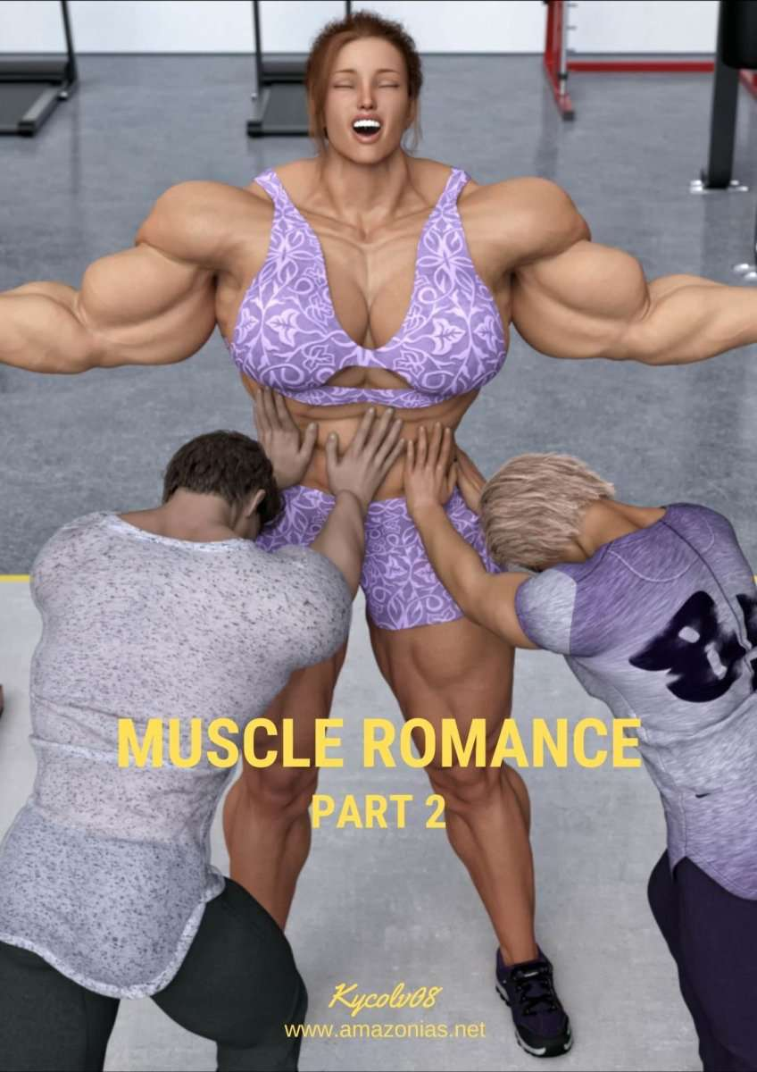 Muscle Romance - part 2 - female bodybuilder