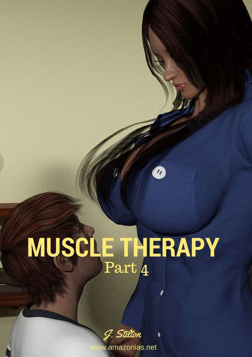 Muscle Therapy - part 4 - female bodybuilder