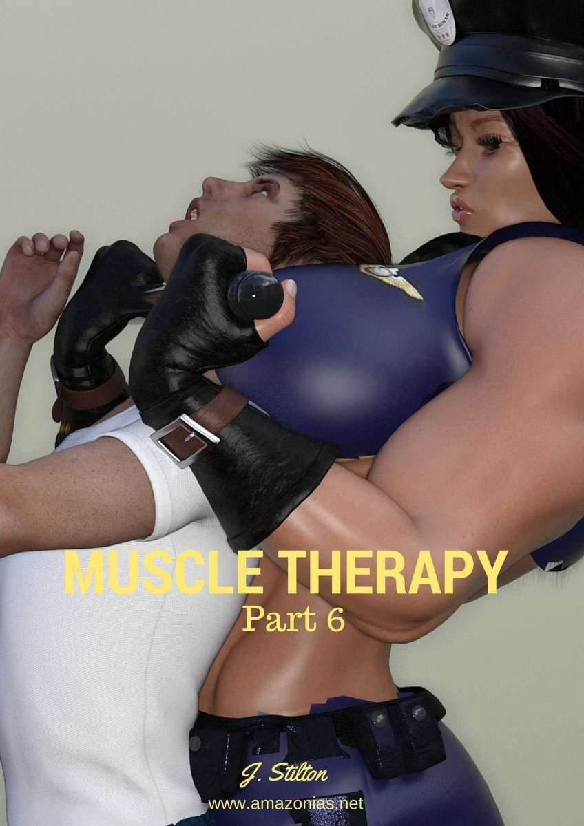 Muscle Therapy - part 6 - female bodybuilder