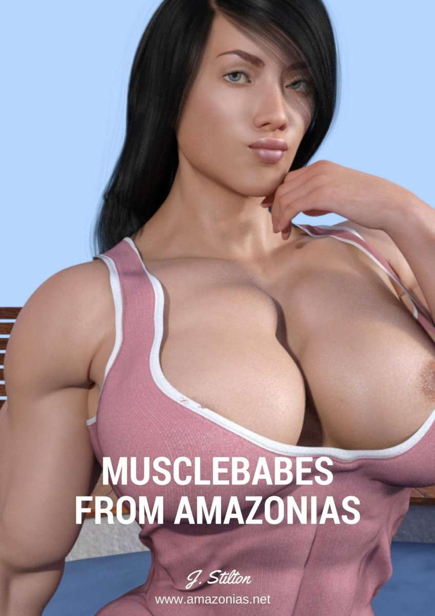 Musclebabes from Amazonias (Picture set) - female bodybuilder