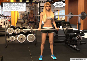 Musclegirl - part 1 - female bodybuilder