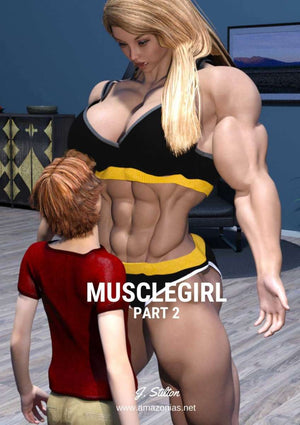 Musclegirl - part 2 - female bodybuilder
