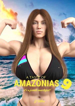 A taste of Amazonias, volume 9 (FREE)