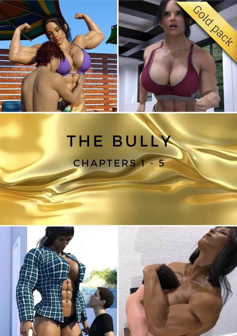 The Bully - COMPLETE - female bodybuilder