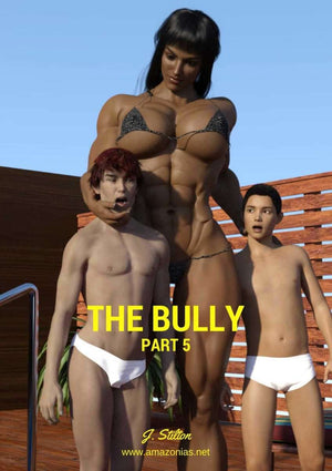 The Bully - parte 5 - bodybuilder femminile