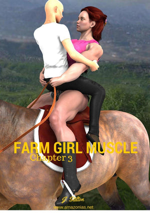 Farm Girl Muscle - chapter 3 - female bodybuilder