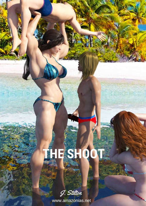 The Shoot - Bodybuilderin
