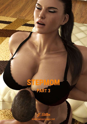 Stepmom - part 3 - female bodybuilder