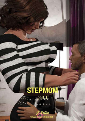Stepmom - part 1 - female bodybuilder