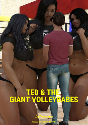 Ted e i Giant Volleybabes
