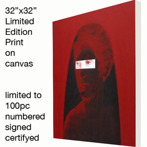 Limited Edition Print DOTART WOMEN