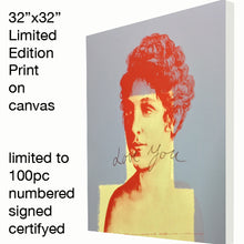 Load image into Gallery viewer, Limited Edition Print DOTART WOMEN