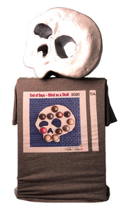 Walking-Museum© / Limited-Edition T-Shirt-Art
