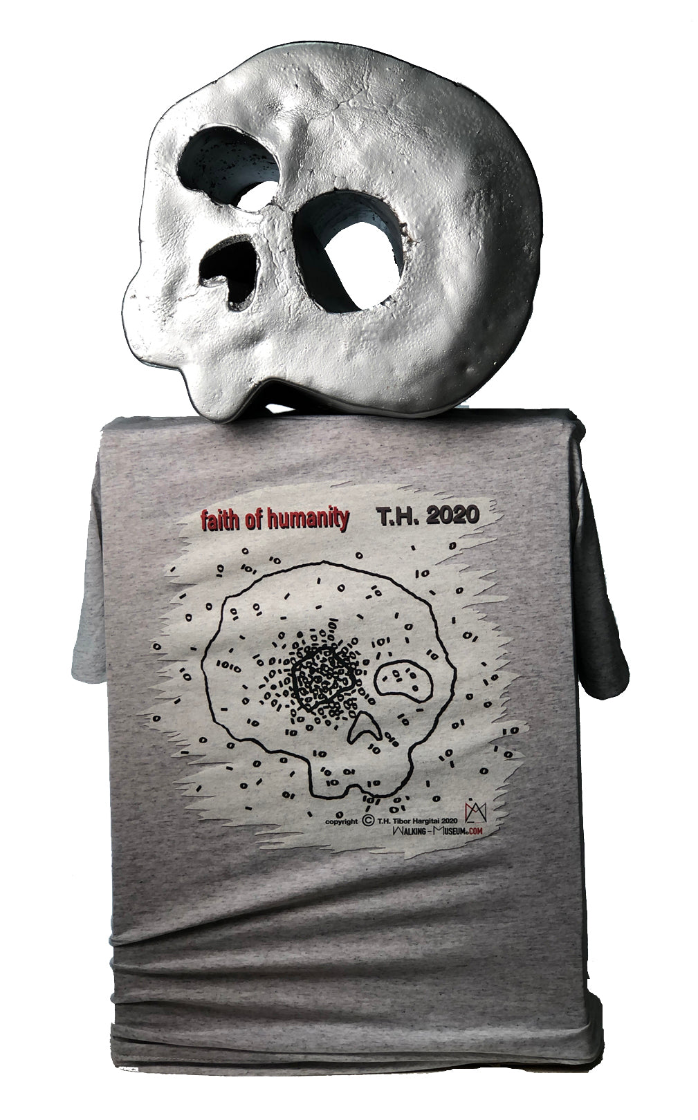 Walking-Museum©/Limited-Edition T-Shirt-Art