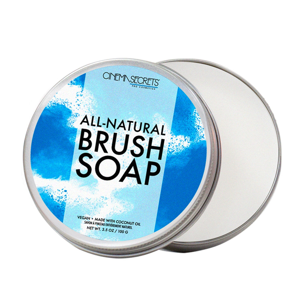Cinema Secrets brush soap - The Blend Box