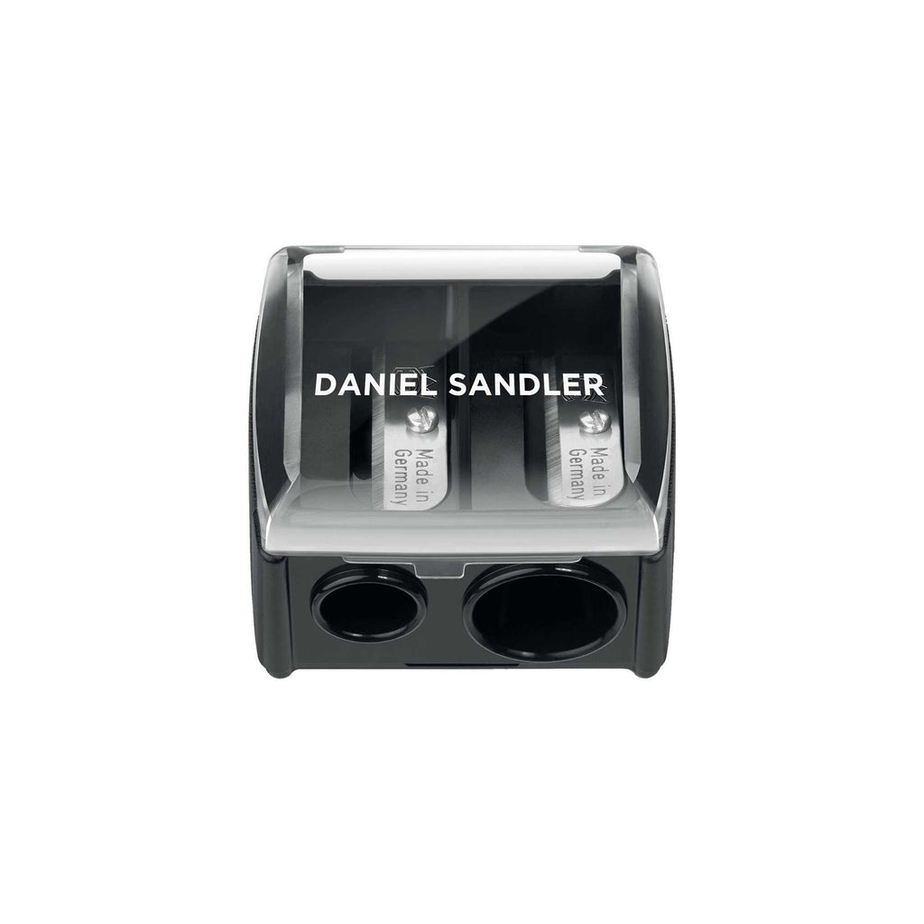 Daniel Sandler Cosmetics Double Pencil Sharpener - The Blend Box