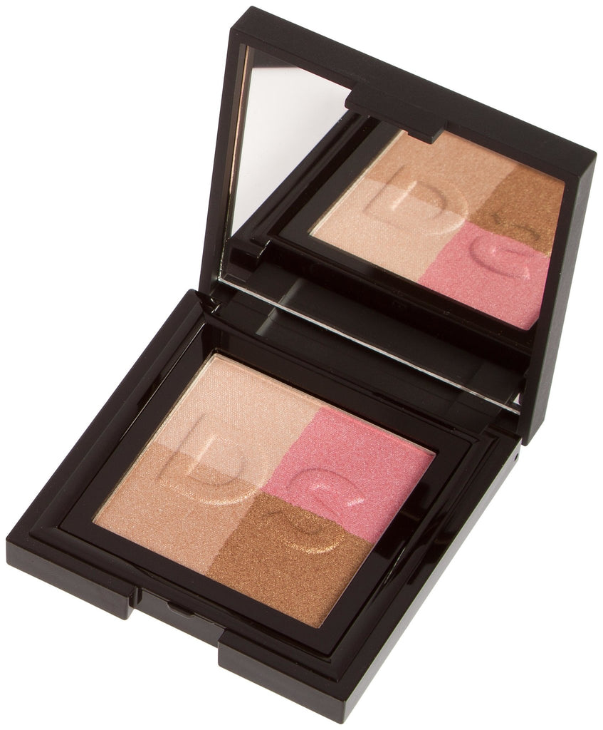 Daniel Sandler Cosmetics Radiant Sheen Highlighter & Illuminating Palette - The Blend Box