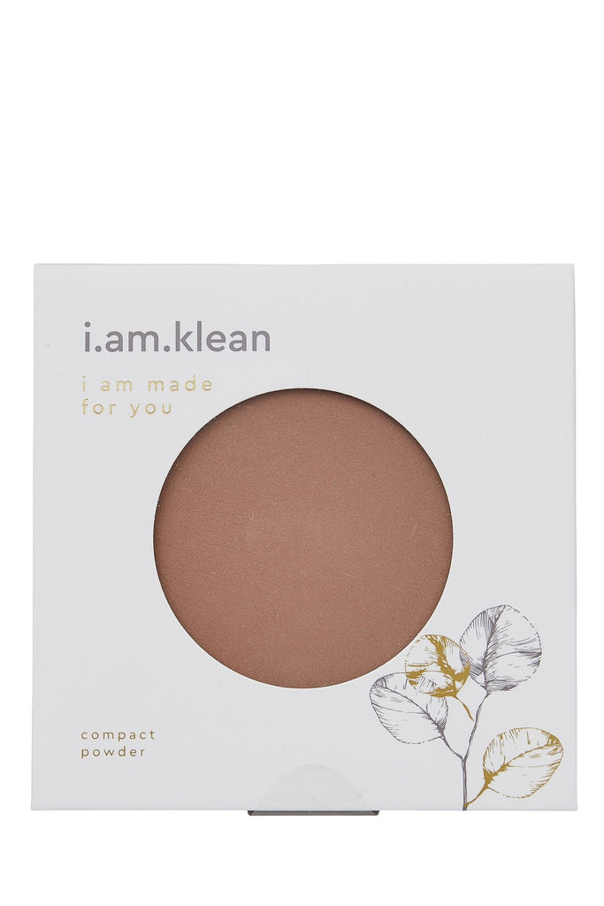 i.am.klean Compact Mineral foundation - The Blend Box