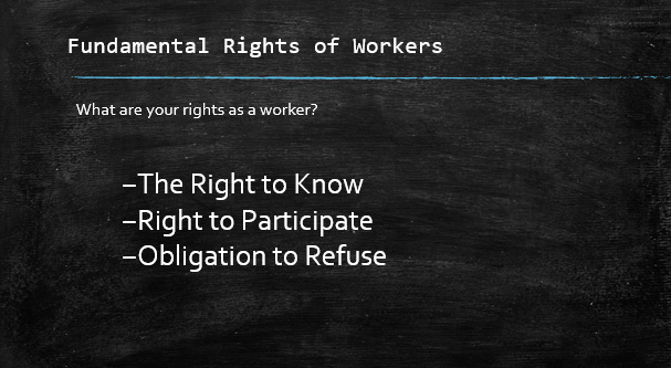 Worker's Rights & Responsibilities