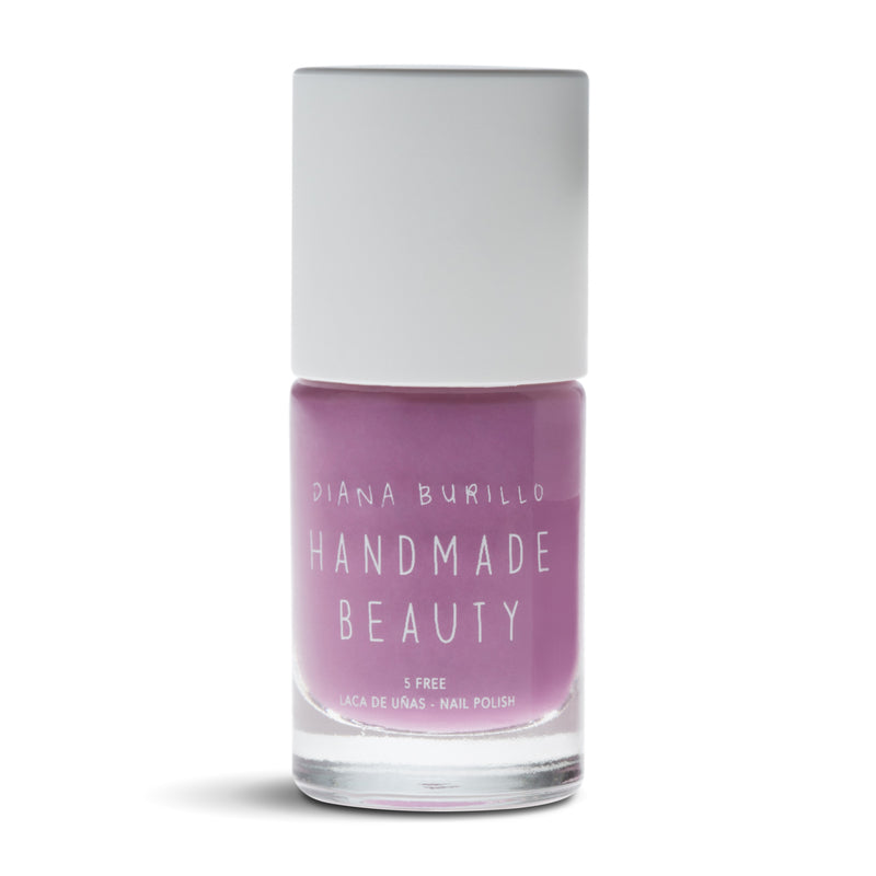 Nail Polish Non Toxic Color Plum