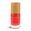Nail Polish Non Toxic Color Tangerine - Handmade Beauty Nail Polish Nail Polish Non Toxic Color Tangerine Coral full of vitality and intensity. A refreshing and fun color that brings joviality to hands and feet. Size: 11 ml Formulation The perfect dose of pigments in the formulation guarantees a covering effect. Contains ingredients specifically designed to strengthen nail's resistance like organic silicon. Easy Apply Fast and precise application due to its brush.  An ergonomic cap for easy use. How to u