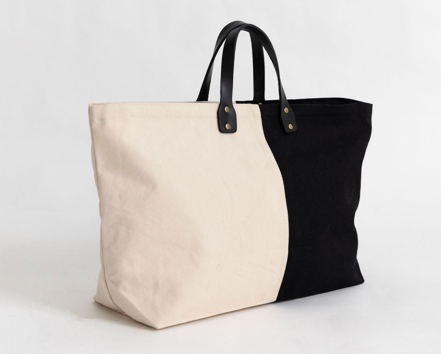 Bae Bag - Black / White
