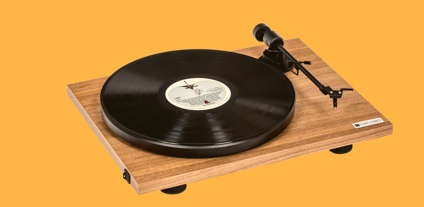 new como audio turntable analog