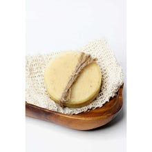 Load image into Gallery viewer, Honey & Oatmeal Goat Soap