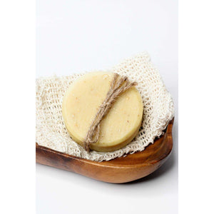 Honey & Oatmeal Goat Soap