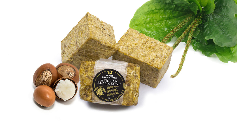 Blush African Black Soap | The Holy Grail of Skin Care