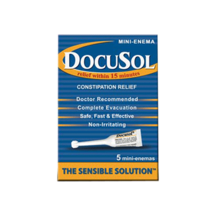 DocuSol Mini Enemas 5 ea
