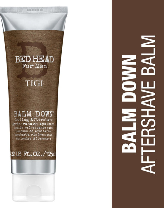 TIGI Bed Head Bed Head for Men Balm Down Cooling Aftershave 4.22 oz