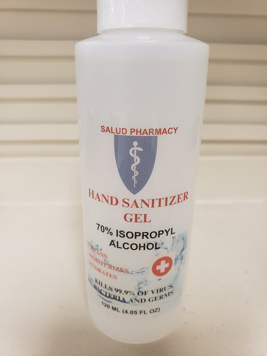 Hand Sanitizer Gel- Disinfectant 4.05oz