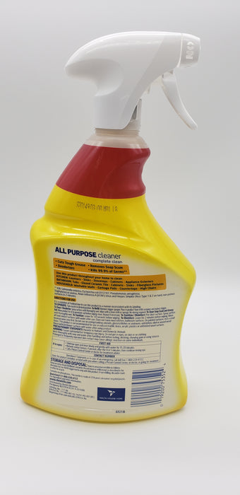 Lysol All Purpose Cleaner Spray