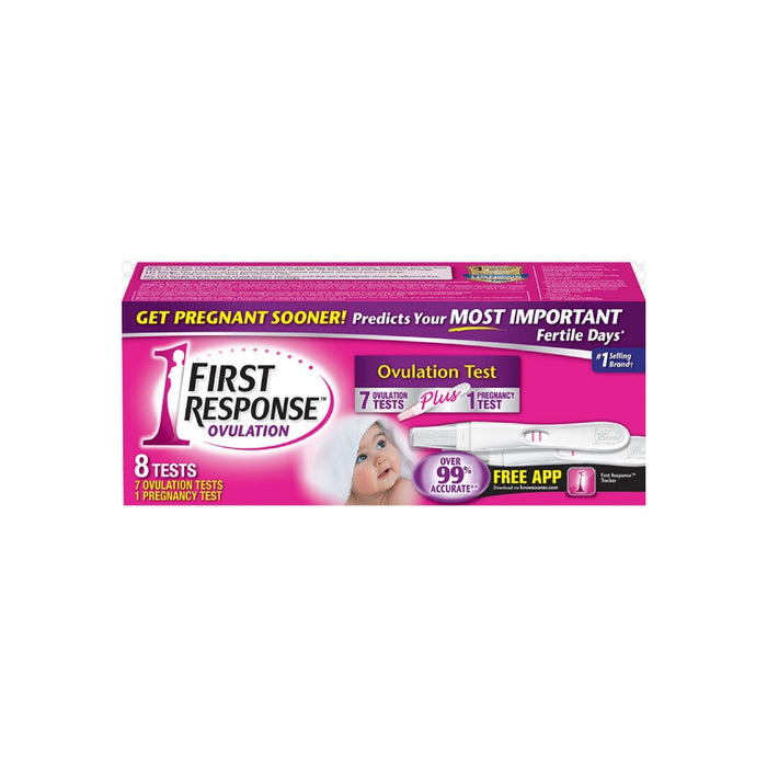 FIRST RESPONSE Ovulation Test 7 Each