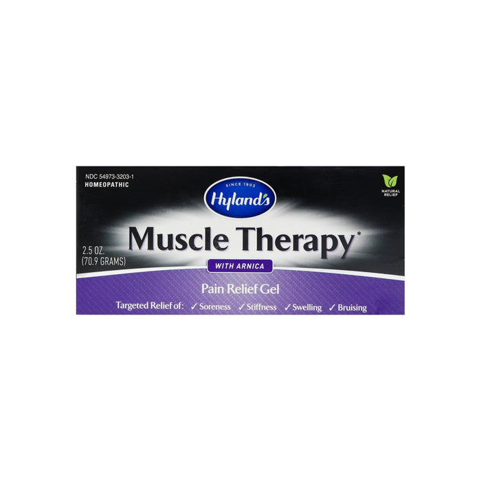 Hyland's Muscle Therapy Gel With Arnica 2.5 oz