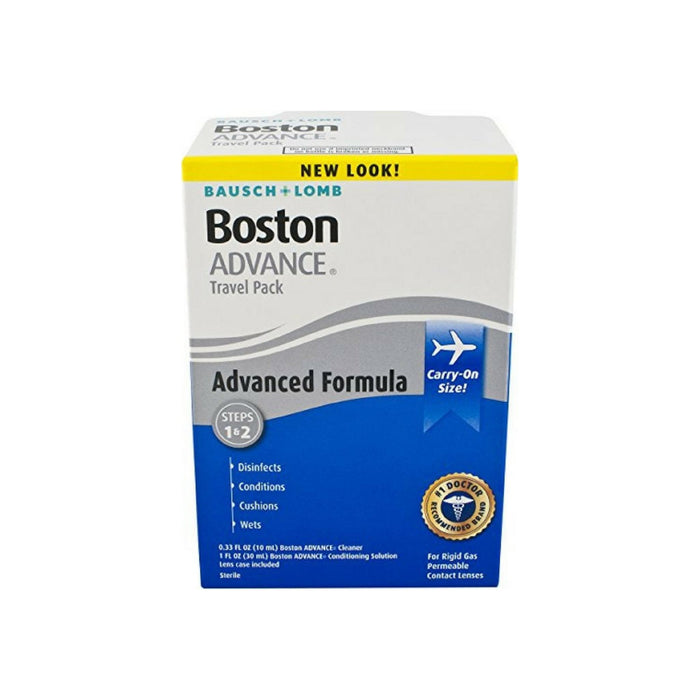 Bausch & Lomb Boston Advance Formula Travel Pack 1 Each