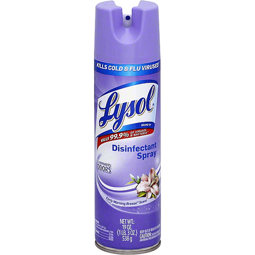 Lysol Disinfectant Spray 19oz
